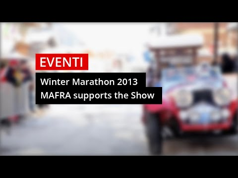 MA-FRA at the Winter Marathon 2013