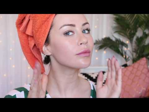 How To Get Clear Hydrated Skin | My Skin Care Routine | CC Clarke Beauty