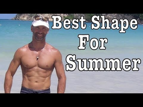 Get into the best shape of your life for this summer! Get lean, shredded and buff.