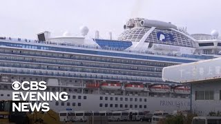 U.S. to evacuate Americans quarantined by coronavirus on Japan cruise ship