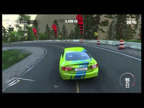 DRIVECLUB [Audi RS 5 at Canada] Playstation 4