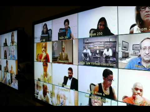 NCCU Law Virtual  Classroom