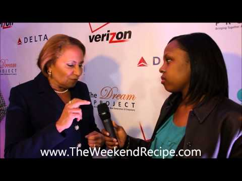 Cathy Hughes Gives Advice on How to Get Into Broadcasting!!!
