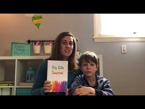 Help Kids Develop a Growth Mindset with Big Life Journal