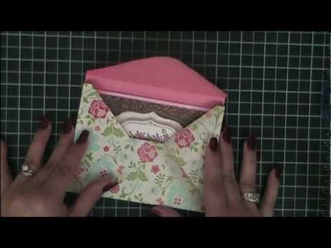 DIY BULKY ENVELOPE & HOMEMADE GLUE