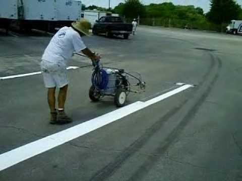Line Striping Tampa Bay