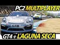 Project Cars 2 Multiplayer Porsche GT4 And Laguna Seca Can It Get Any Better