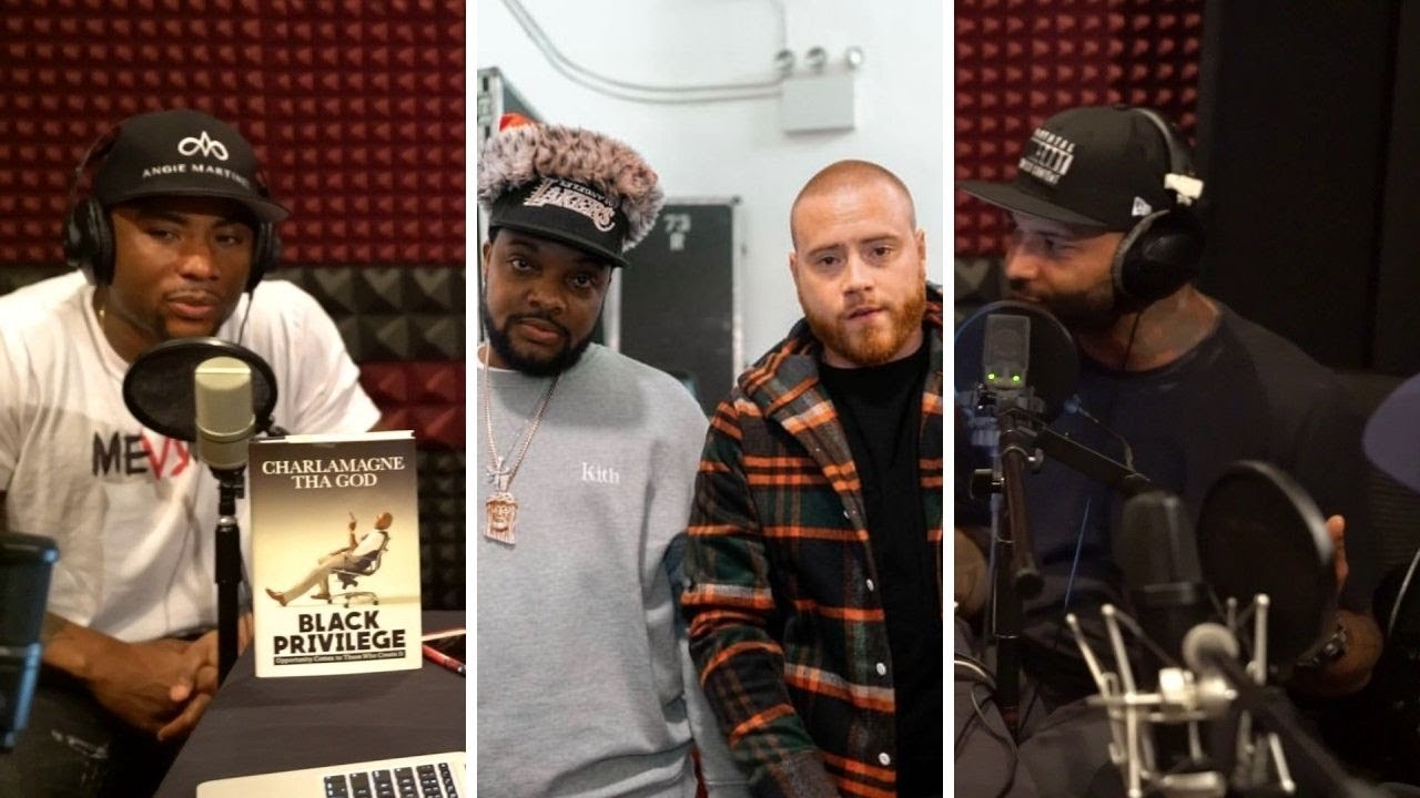 Charlamagne Tha God a Prophet to The Joe Budden Podcast Part 2: Charla vs Mal , Lead With Love