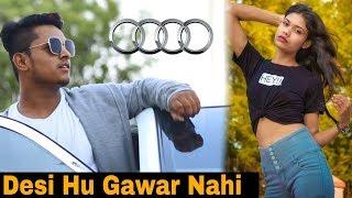 Desi Hu Gawar Nahi | गरीब vs अमीर | Waqt Sabka Badalta Hai | Aukaat