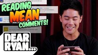 Reading Mean Comments! (Dear Ryan)
