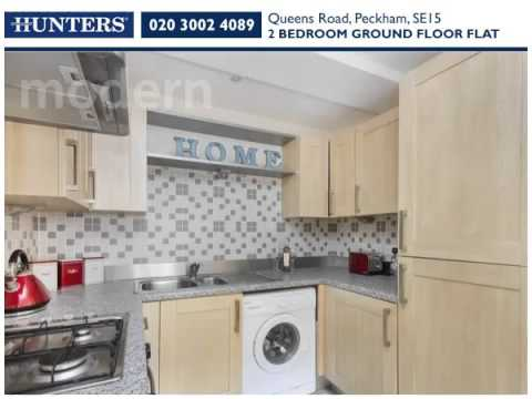 2 bedroom flat Queens Road Peckham SE15 - Hunters Estate Agents in Peckham