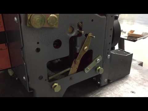 ITE K-1600 Circuit Breaker @NASWGR ~ E/O K-Line