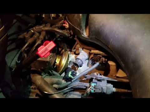EGR Valve replacement 87-95 Chevy/ GMC 305/ 350 C1500 K1500 etc