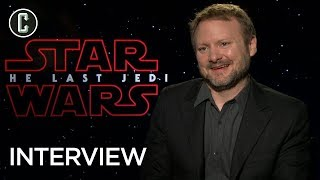 Rian Johnson on His 3-Hour First Cut of Star Wars: The Last Jedi