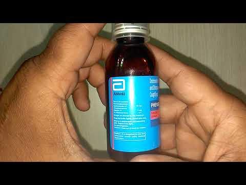 PHENSEDYL DX Cough Syrup के बारे में पूरी जानकारी & review