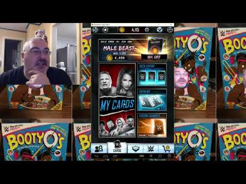 WAR PVP RESULTS , Momentums, and PACKS!! WWE Supercard #10