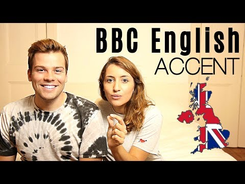 BBC English Accent | Tutorial