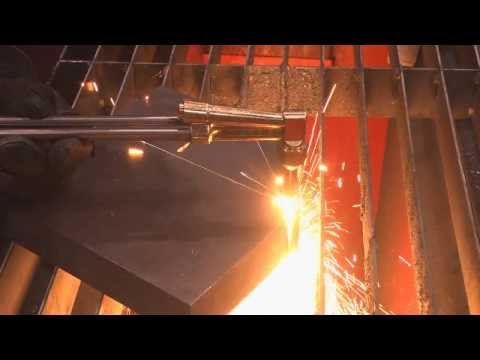 Steel Cutting with Alternate Fuel