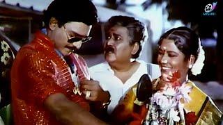 Download SUPER COMEDY SCENE   Bhagyaraj getting Out for Work   Rasukutti   Manorama  Tamil Video