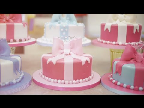 Learn the Art of Cake Decorating with the Paul Bradford Sugarcraft School