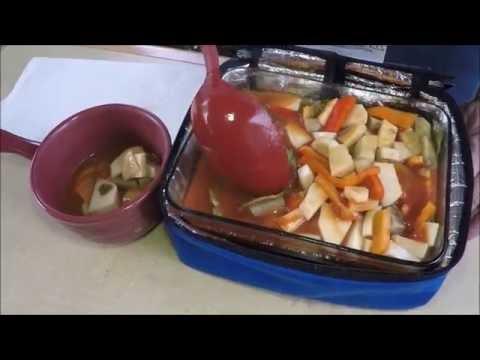 Hot Logic Mini Easy Vegetable Soup