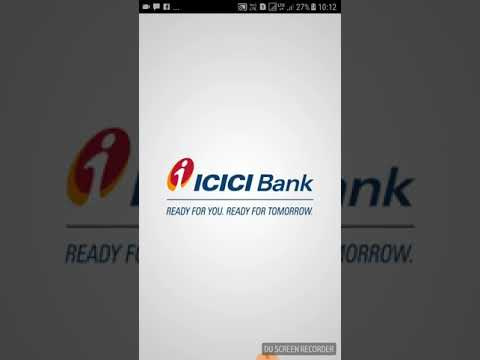 Icic credit card bill pay easily through imoble