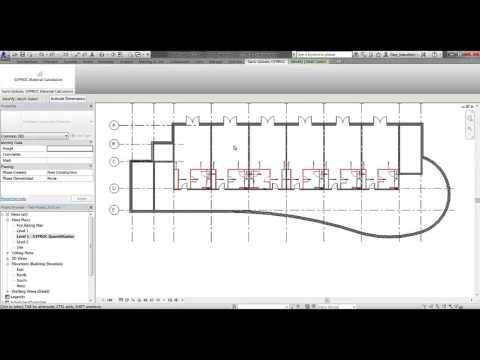 Saint-Gobain Gyproc Material Calculator for Autodesk Revit