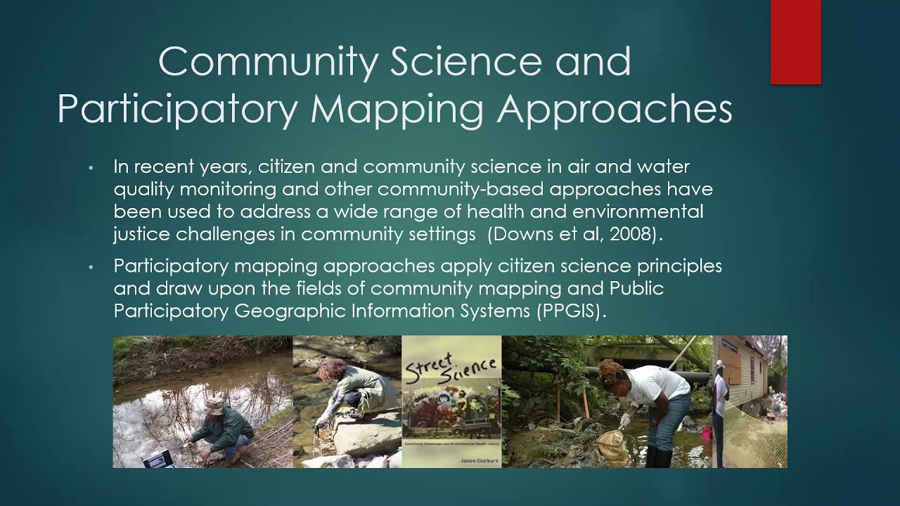 Taking Science to the Streets: Community Science - March 3, 2021