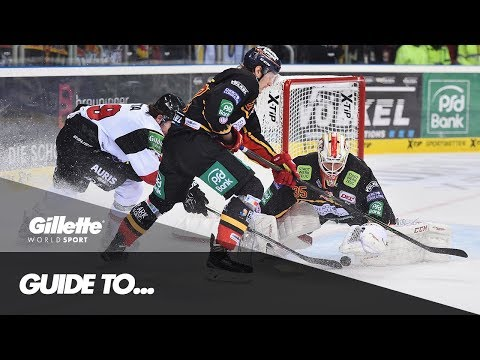 Guide to Ice Hockey with Düsseldorfer EG | Gillette World Sport