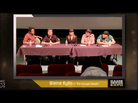 Panel Discussion: The Gaming Press & The Little Guy