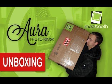 Mobibooth Aura™ | UNBOXING | Ipad Photo Booth Kiosk | Initial Setup