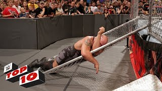Top 10 Raw moments: WWE Top 10, September 4, 2017