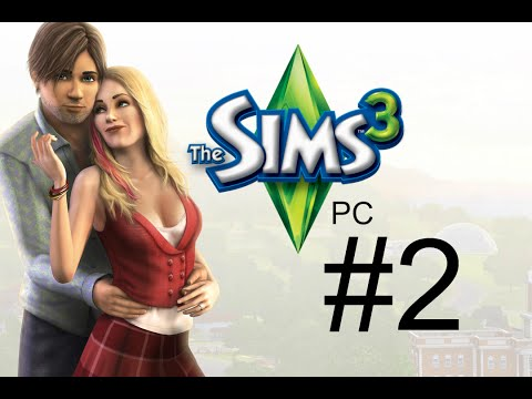 The Sims 3 PC:  Part 2- Building A House!