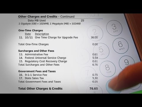 Saving on your smartphone bill
