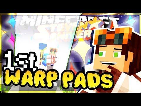 1st Warp Pads!!! • Steven Universe Let's Play in Minecraft! • Kagic Mod