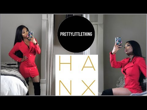Pretty Little Thing, HANX, Juvia's Place + More HAUL