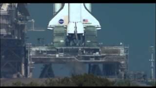 Peluncuran pesawat ulang alik Endeavour