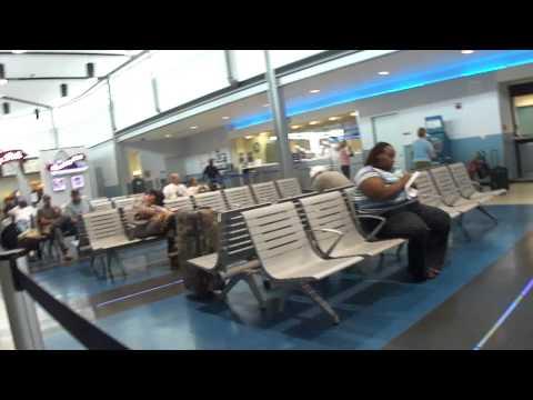 Greyhound bus trip through northern U.S.: (11) St. Louis, Missouri to Columbus Ohio 2010-08-30