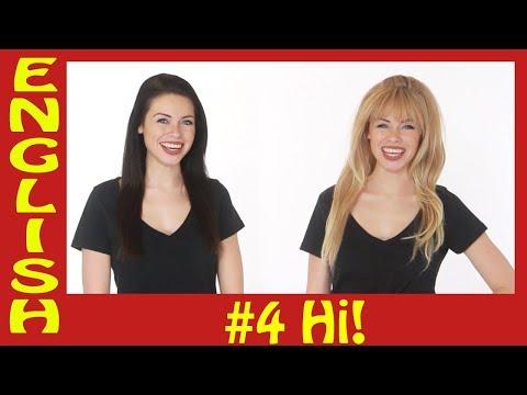 English conversations #4 - Hi - Introductions - محادثة باللغة الإنجليزية