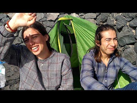 Beach Side Interview: Oscar & Alba