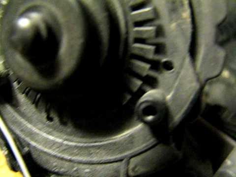 More dirt inside Roomba wheel assembly