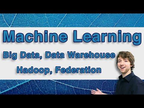 Machine Learning and Predictive Analytics - Big Data, Data Warehouse, Hadoop, Federation