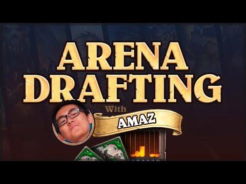 Amaz's ProGuides Arena Drafting Tutorial!