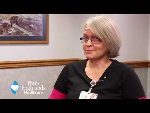 Nancy Condon, RN   Why Penn Highlands