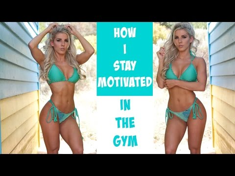 HOW I STAY MOTIVATED TO WORK OUT | Girly Gains