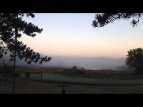 Spring return of the sandhill cranes to Blue Ash Farm