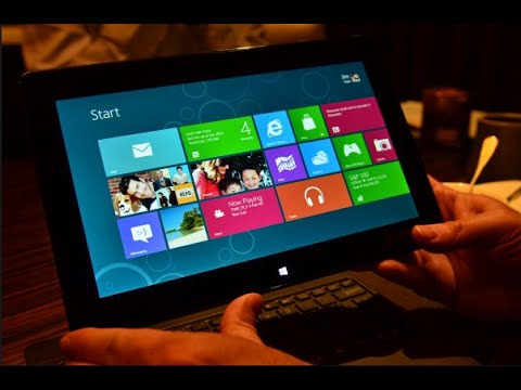 How to Unlock Asus Tablet Password - forgot Windows 8 Password