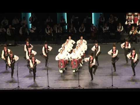 Filip Kutev - Dunavska pletenica (Balkan u pesmi i igri)