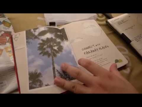 Starbucks 2015 Planner Philippines Unboxing Unwrapping