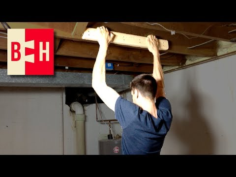Simple Hangboard/Pullup Bar
